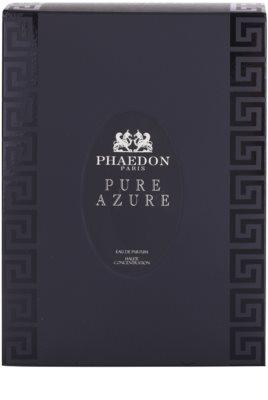 Phaedon Pure Azure Eau de Parfum unisex 4