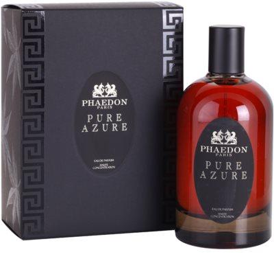 Phaedon Pure Azure Eau de Parfum unisex 1