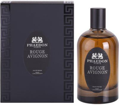 Phaedon Rouge Avignon Eau de Parfum unisex
