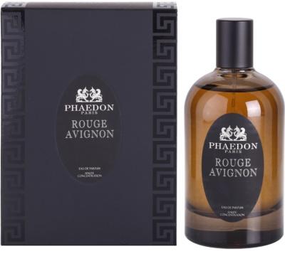 Phaedon Rouge Avignon Eau de Parfum unissexo