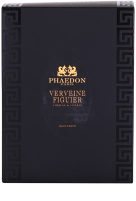 Phaedon Verbena & Figtree Eau de Toilette unissexo 4