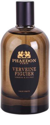 Phaedon Verbena & Figtree Eau de Toilette unissexo 2