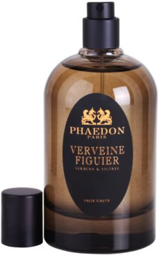 Phaedon Verbena & Figtree Eau de Toilette unissexo 3