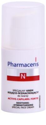 Pharmaceris N-Neocapillaries Active-Capilaril Forte спеціальний крем для розширених та потрісканих вен