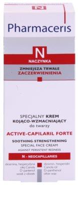 Pharmaceris N-Neocapillaries Active-Capilaril Forte speciální krém na rozšířené a popraskané žilky 3