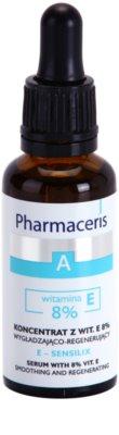 Pharmaceris A-Allergic&Sensitive E-Sensilix sérum regenerador para la piel fina con vitamina E