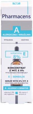 Pharmaceris A-Allergic&Sensitive E-Sensilix відновлююча сироватка для ослабленої шкіри з вітаміном Е 2