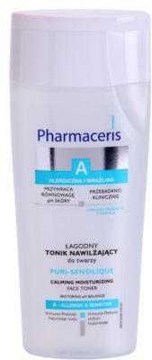 Pharmaceris A-Allergic&Sensitive Puri-Sensilique lotiune hidratanta cu acid hialuronic