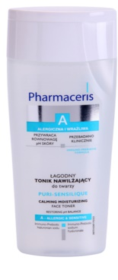 Pharmaceris A-Allergic&Sensitive Puri-Sensilique tonik nawilżający z kwasem hialuronowym