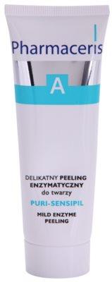 Pharmaceris A-Allergic&Sensitive Puri-Sensipil exfoliante enzimático para pieles sensibles