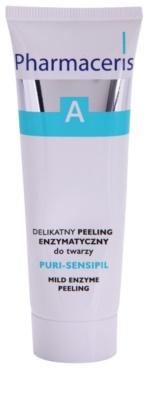 Pharmaceris A-Allergic&Sensitive Puri-Sensipil ензиматичен пилинг за чувствителна кожа на лицето