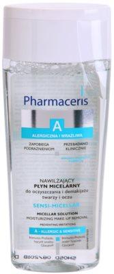 Pharmaceris A-Allergic&Sensitive Sensi-Micellar apa cu particule micele pentru piele si ochi sensibili