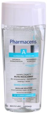 Pharmaceris A-Allergic&Sensitive Sensi-Micellar мицеларна вода за чувствителна кожа на лицето и околоочен контур