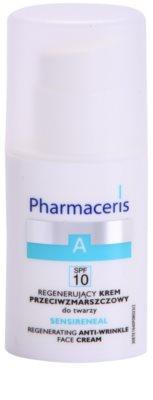 Pharmaceris A-Allergic&Sensitive Sensireneal creme regenerador antirrugas para pele muito sensível