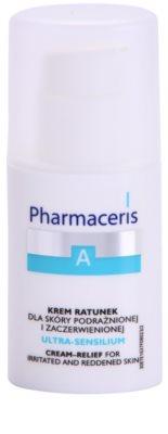 Pharmaceris A-Allergic&Sensitive Ultra-Sensilium crema calmanta pentru piele sensibila si iritata