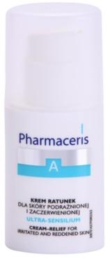 Pharmaceris A-Allergic&Sensitive Ultra-Sensilium die beruhigende Creme für empfindliche und gereizte Haut
