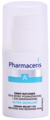 Pharmaceris A-Allergic&Sensitive Ultra-Sensilium pomirjujoča krema za občutljivo in razdraženo kožo