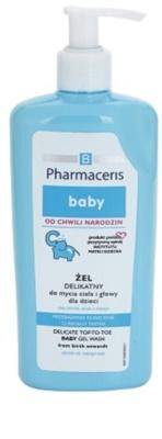 Pharmaceris B-Baby gel de duche para bebés 0+