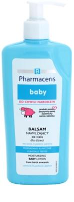 Pharmaceris B-Baby Feuchtigkeits-Körpermilch für Kinder ab der Geburt