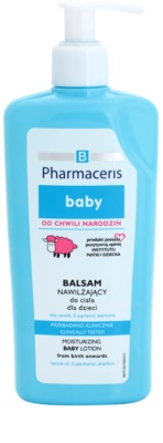 Pharmaceris B-Baby leite corporal hidratante para bebés 0+