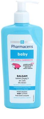 Pharmaceris B-Baby telové mlieko hydratačné pre deti od narodenia