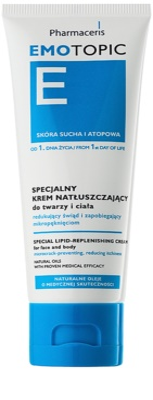 Pharmaceris E-Emotopic erneuernde Creme für Körper und Gesicht