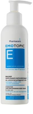 Pharmaceris E-Emotopic hydratačný telový balzam na každodenné použitie
