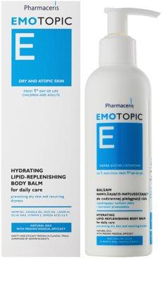 Pharmaceris E-Emotopic feuchtigkeitsspendendes Körperbalsam zur täglichen Anwendung 1