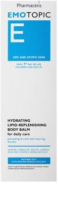 Pharmaceris E-Emotopic feuchtigkeitsspendendes Körperbalsam zur täglichen Anwendung 2