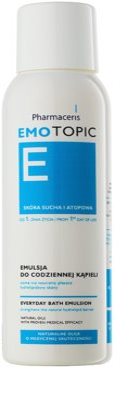 Pharmaceris E-Emotopic emulzia do kúpeľa na každodenné použitie
