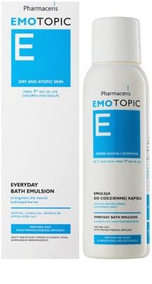 Pharmaceris E-Emotopic emulsie de baie pentru utilizarea de zi cu zi 1