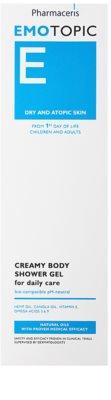 Pharmaceris E-Emotopic krémový sprchový gél na každodenné použitie 2