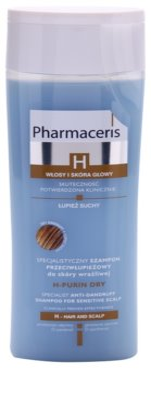 Pharmaceris H-Hair and Scalp H-Purin Dry šampon proti lupům pro suchou a citlivou pokožku hlavy