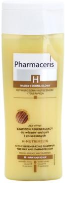 Pharmaceris H-Hair and Scalp H-Nutrimelin szampon regenerujący do włosów suchych i zniszczonych