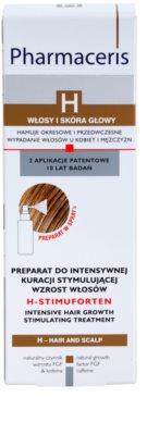 Pharmaceris H-Hair and Scalp H-Stimuforten ser pentru stimulare impotriva caderii parului 2