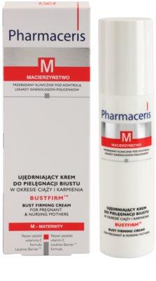 Pharmaceris M-Maternity Bustfirm spevňujúci krém na poprsie 2
