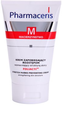 Pharmaceris M-Maternity Foliacti creme corporal para prevenir estrias