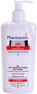 Pharmaceris M-Maternity Lacti-Intima gel para higiene íntima