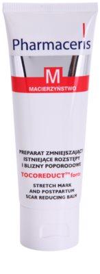 Pharmaceris M-Maternity Tocoreduct Forte Körper-Balsam gegen Schwangerschaftsstreifen