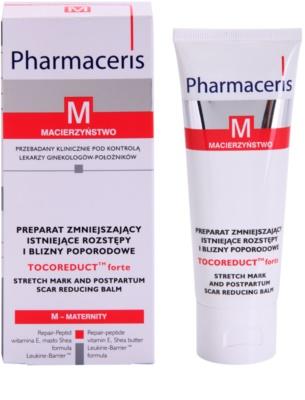 Pharmaceris M-Maternity Tocoreduct Forte Körper-Balsam gegen Schwangerschaftsstreifen 1