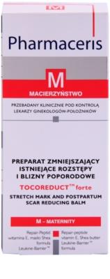 Pharmaceris M-Maternity Tocoreduct Forte Körper-Balsam gegen Schwangerschaftsstreifen 2