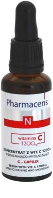 Pharmaceris N-Neocapillaries C-Capilix revitalisierendes Serum mit Vitamin C