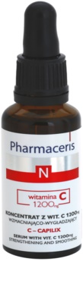 Pharmaceris N-Neocapillaries C-Capilix revitalizační sérum s vitamínem C
