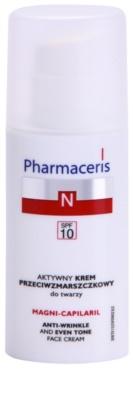 Pharmaceris N-Neocapillaries Magni-Capilaril odżywczy krem przeciwzmarszczkowy SPF 10