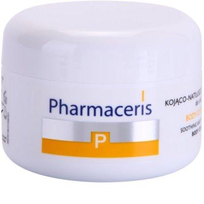 Pharmaceris P-Psoriasis Body-Ichtilium успокояващ крем за тяло при прояви на псориазис