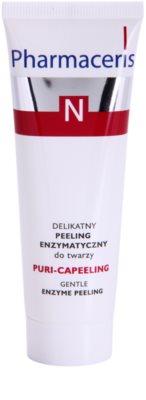 Pharmaceris N-Neocapillaries Puri-Capeeling ензиматичен пилинг за възобновяване на повърхността на кожата