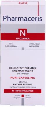 Pharmaceris N-Neocapillaries Puri-Capeeling ензиматичен пилинг за възобновяване на повърхността на кожата 2