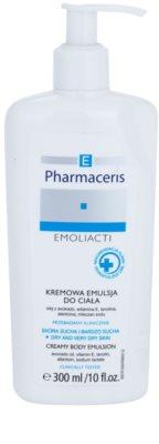 Pharmaceris E-Emoliacti emulsión textura cremosa para pieles sensibles