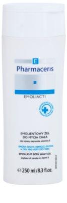 Pharmaceris E-Emoliacti pomirjajoči gel za tuširanje za suho do atopično kožo