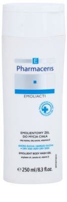 Pharmaceris E-Emoliacti заспокоюючий гель для душу для сухої та атопічної шкіри